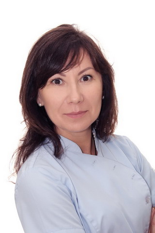 Доктор Комарова Елена Валерьевна