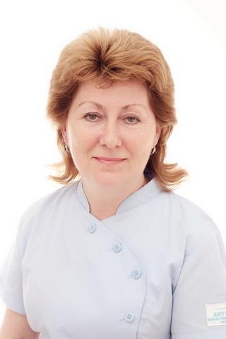 Доктор Зубова Наталья Александровна